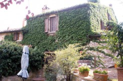 Colonica in borgo immerso nel Chianti