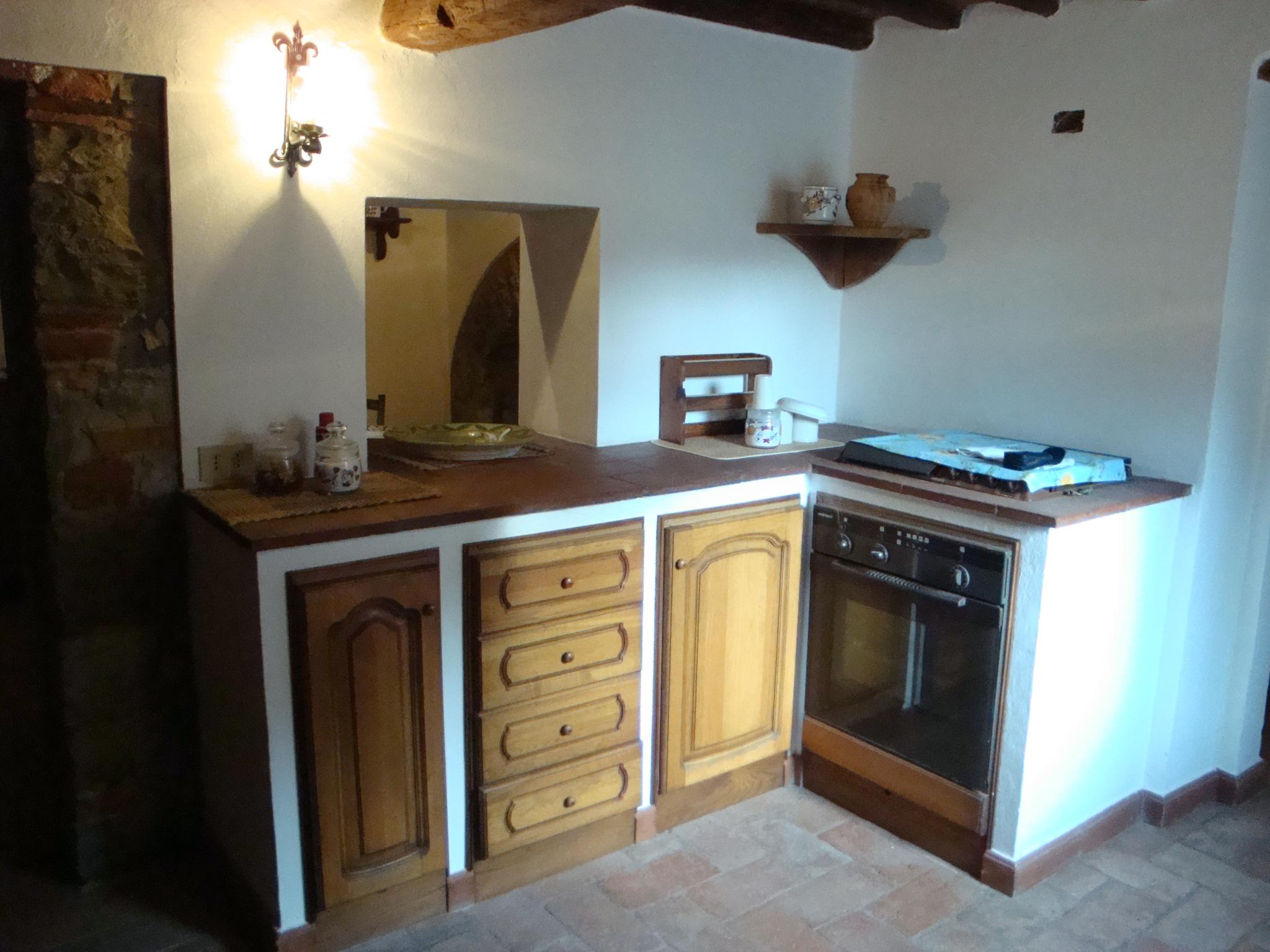 Appartamento in borgo immerso nel Chianti